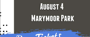 August 4 at Marymoor Park