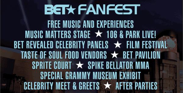 BET Fanfest