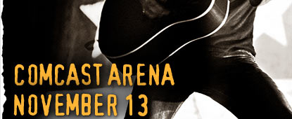 Comcast Arena November 13