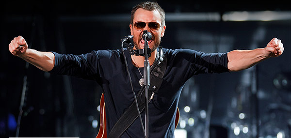 Eric Church - The Outsiders World Tour