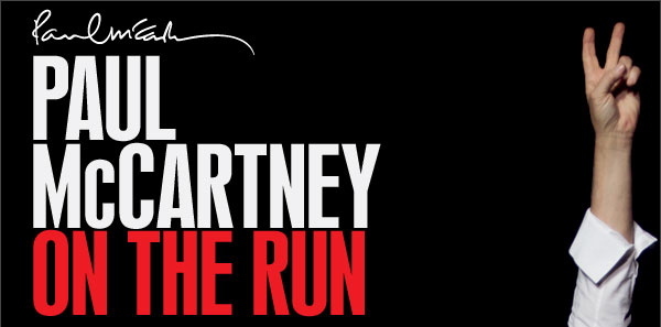 Paul McCartney - On The Run