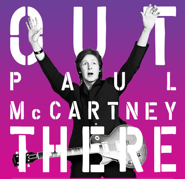 Paul McCartney | Out There