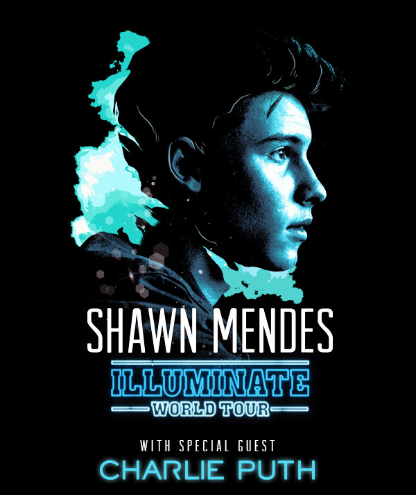 Shawn Mendes / Illuminate World Tour
